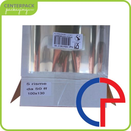 fogli e bobine trasparenti
