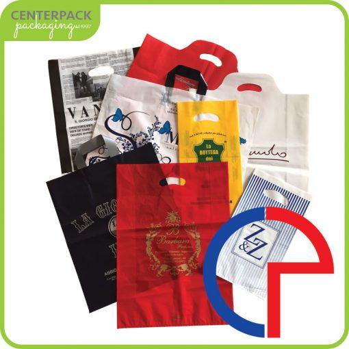 sacchetti di plastica personalizzati
