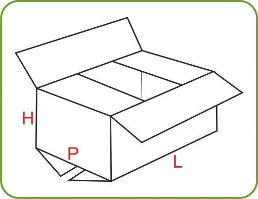dimensioni scatole da imballaggio