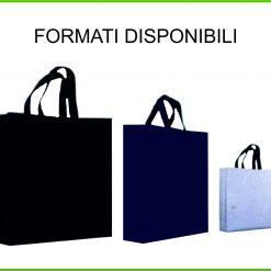 borse in tnt plastificato personalizzate