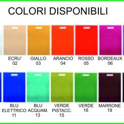colori sacchetti tnt personalizzati