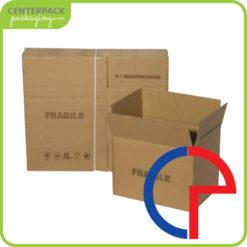 scatole da imballaggio pronte