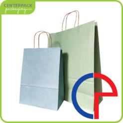 shopper ecologico colorato