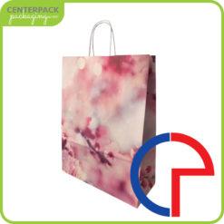 shopper fiori di ciliegio